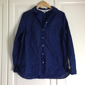 🍉2 for $30🍉 Old Navy Anchor Button Up